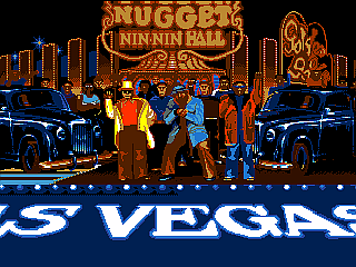 MFG: All Stages from Street Fighter 2 [Amiga]